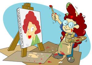 (COM) A true artist