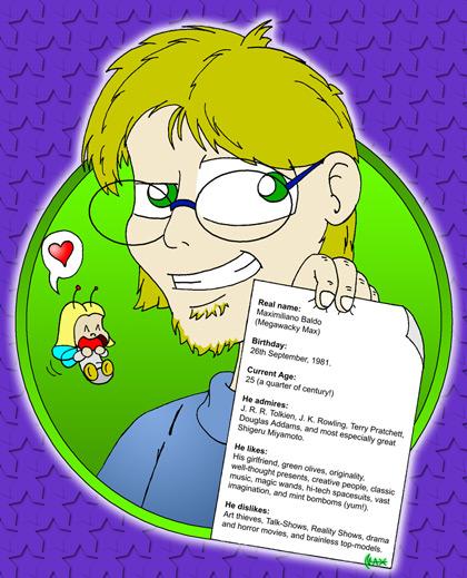 megawackymax's Profile Picture