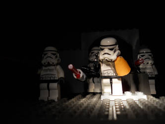 Storm Trooper attack by m-steel