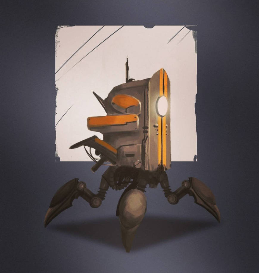 Mech Design  by moodymongoose