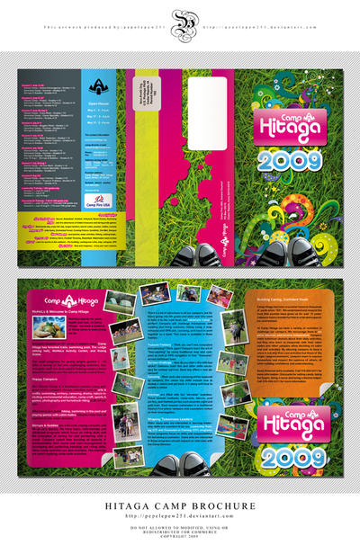 Hitaga Camp Brochure by pepelepew251