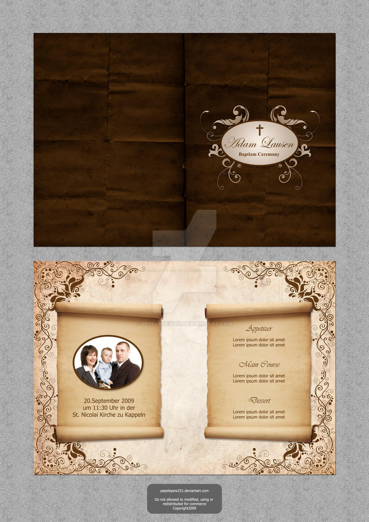 vintage invitation by pepelepew251