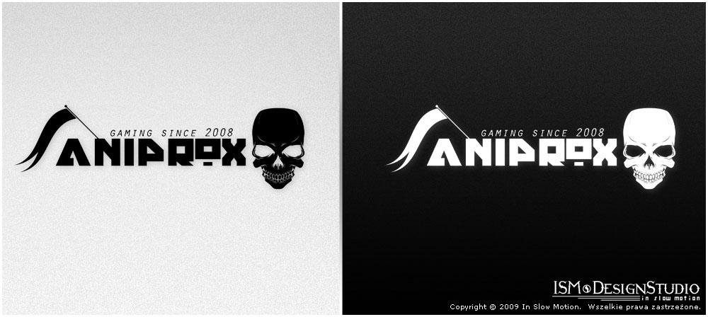 Aniprox Gaming logotype by kaniadk