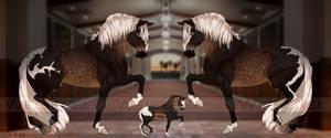 #99 Horse Adopt Auction [OPEN]