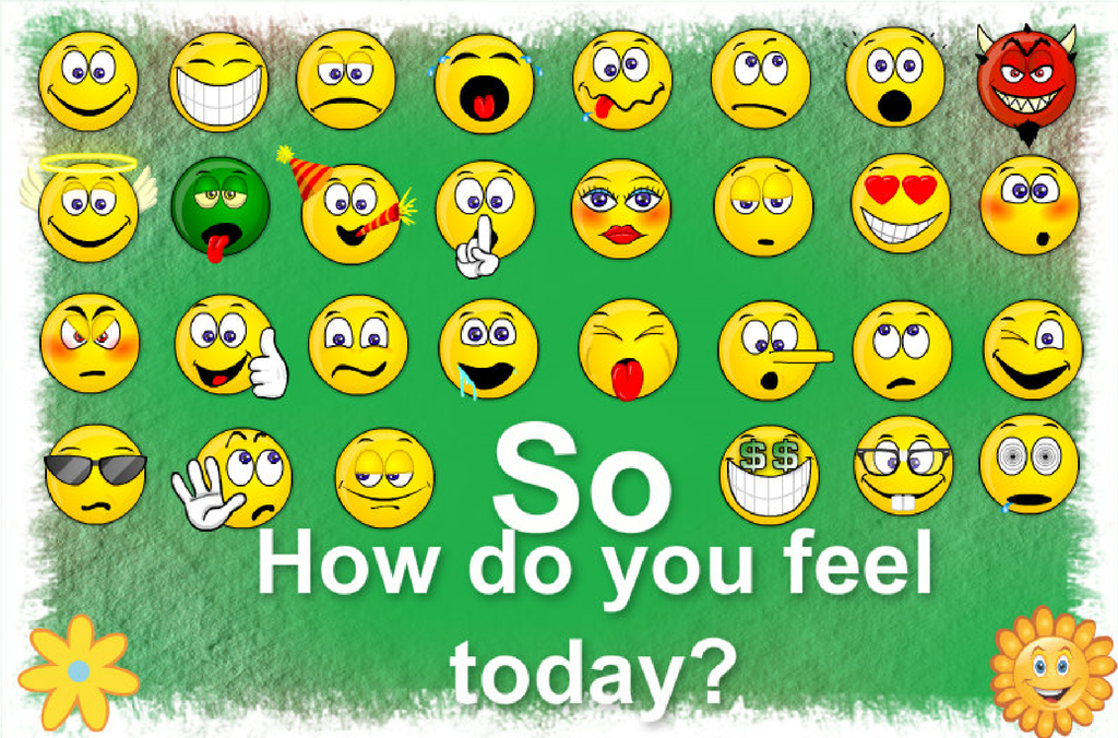 How are you feeling wallpaper desktop and mobile wallpaper