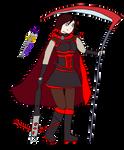 Ruby Rose DnD