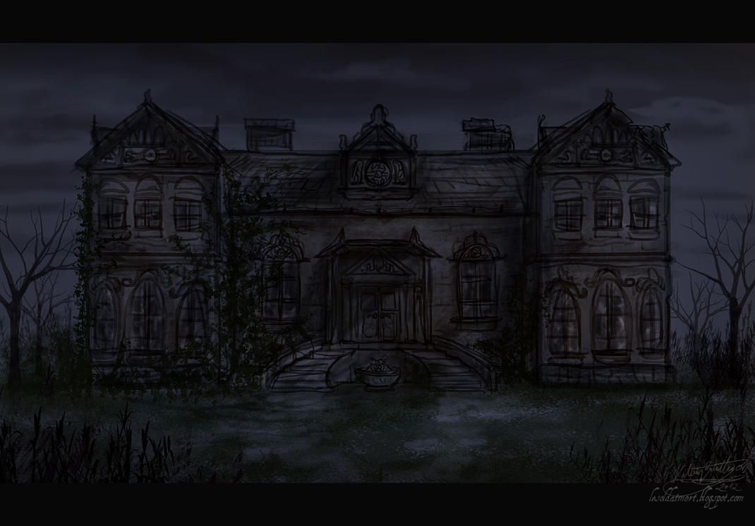 Haunted House With  Rooms