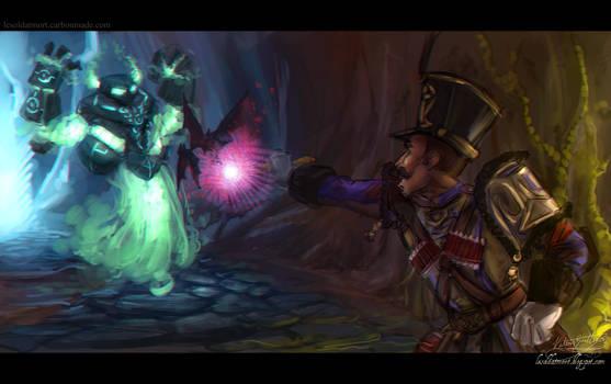 Ludovic vs June elemental