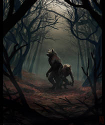   brothers of the woods   by LeSoldatMort