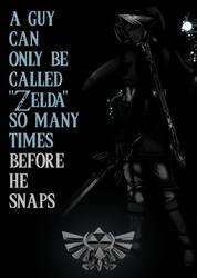 Not Zelda