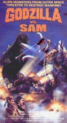 Godzilla vs. Sam