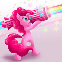Pinkie Pie - Rainbow Canon by seer45