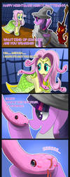 Too Scary! by seer45