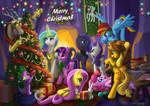 2014 MLP Merry Christmas