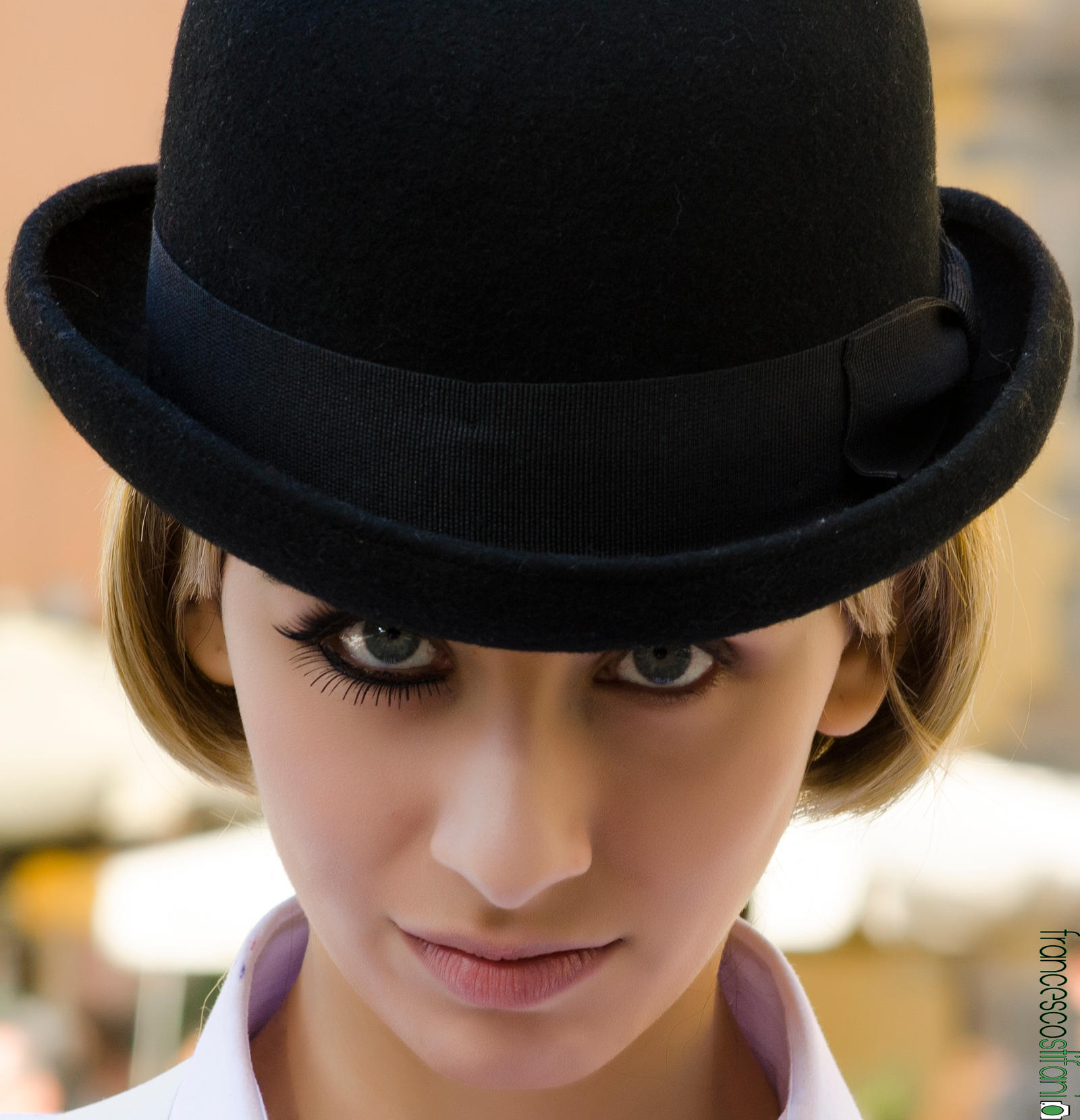 Alex DeLarge from A ClockWork Orange by pchanFM on DeviantArt