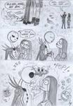 Nightmare before X-mas Comic