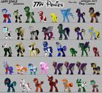 TFA Ponies