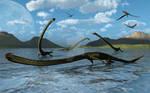 Tanystropheus Reptiles