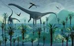 Diplodocus Dawn.