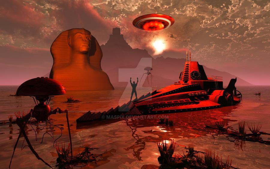Last Days Of Atlantis.
