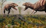 T.Rex Confrontation.1.