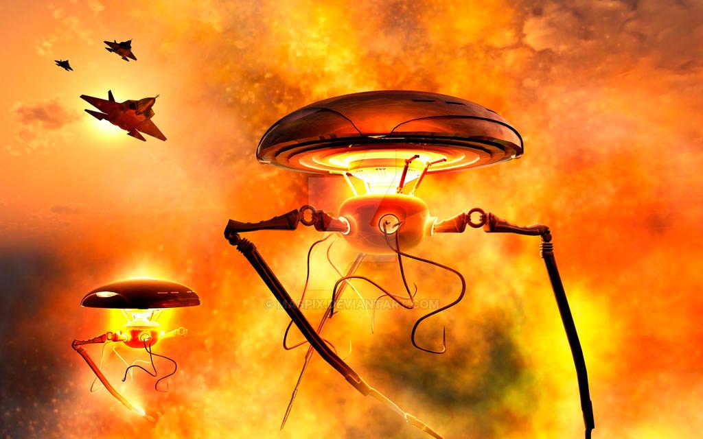 War Of The Worlds.1. by MasPix