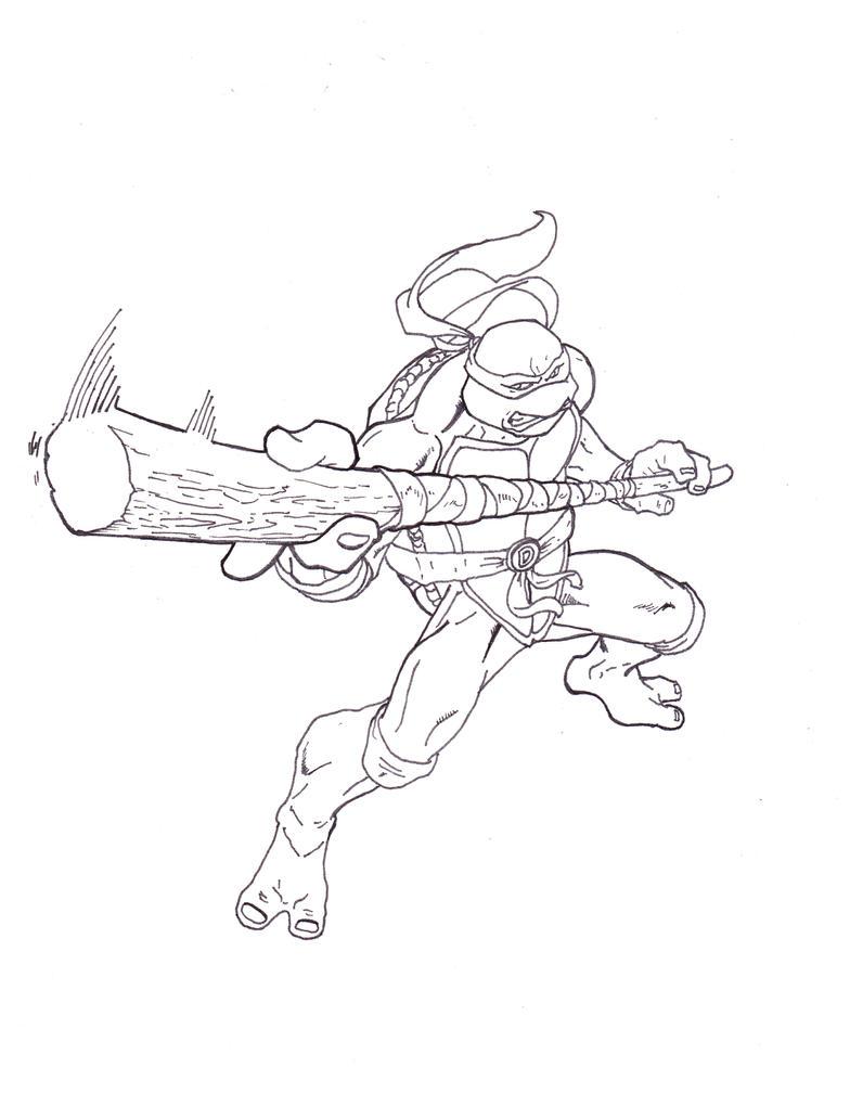 TMNT Donatello by ShinMusashi44 on DeviantArt