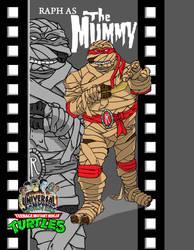 RAPH AS The Mummy film by ShinMusashi44