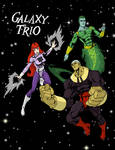 Galaxy Trio group
