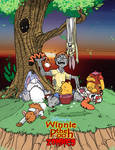 Winnie the Pooh ZOMBIES