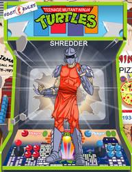 NES Shredder by ShinMusashi44