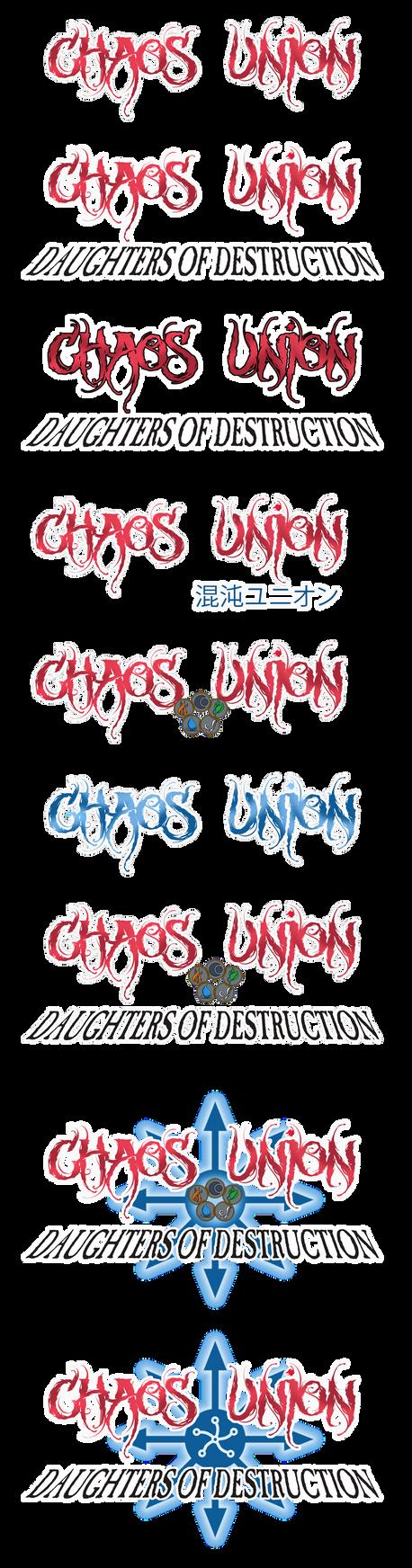 Chaos Union list by ShinMusashi44