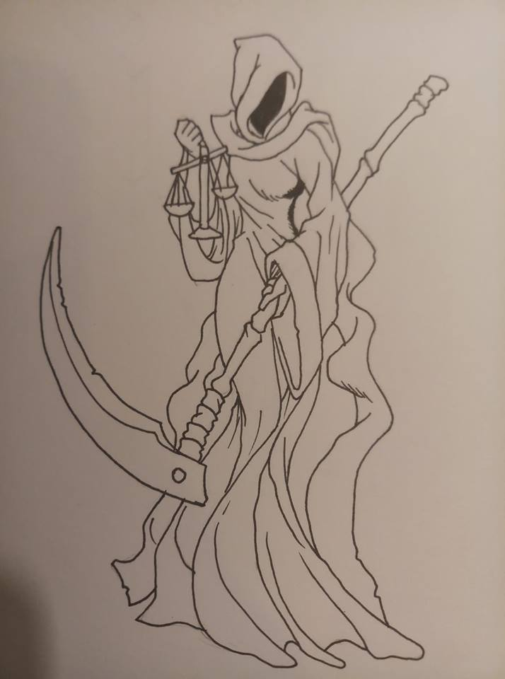 Wraith of fate by ShinMusashi44