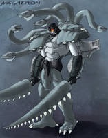Myth Wars Megatron 1 by ShinMusashi44