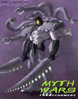 Myth Wars Megatron 2 by ShinMusashi44
