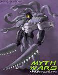 Myth Wars Megatron 2
