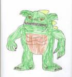 Bog Goblin