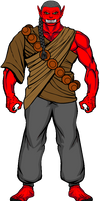 PD Redesign: The Shinto Ogre (WWII)