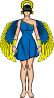 PD Redesign: Sisi, The Egyptian Angel