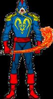 PD Redesign: Man of War