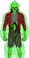 PD Redesign: The Green Ghost