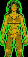 Radioactive Earth Elemental