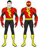 PD Redesign: Captain Future (PDRU-N)
