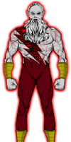 PD Redesign: Captain Shazam v2 by Amanacer-Fiend0