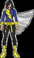 PD Redesign: Thundergirl v2