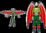 Open Source: Skull Glider