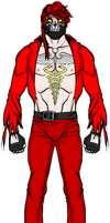 PD Redesign: Red Rube v2