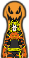 PD Redesign: All Hallows Eve