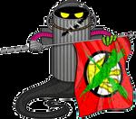 Open Source: Benjamin, The Banner Bandit