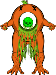 Open Source: Naranga, The Citrus Lich by Amanacer-Fiend0